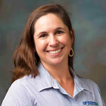 Sarah Hensley, graduate student in the UF/IFAS Department of Agricultural Education and Communication